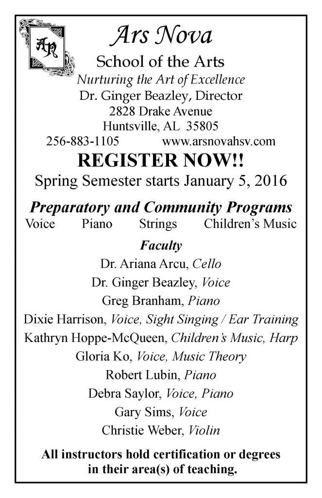 faculty handbills